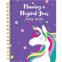 TF Publishing 2019-2020 Magical Unicorn Medium Planner