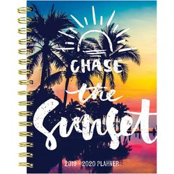 TF Publishing 2019-2020 Tropical Sunset Medium Planner