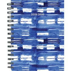 TF Publishing 2019-2020 Deep Indigo Medium Planner