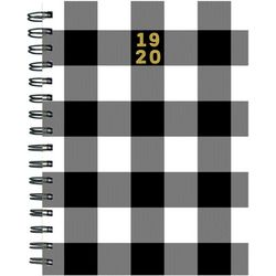 TF Publishing 2019-2020 Classic Plaid Medium Planner