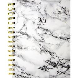 TF Publishing 2019-2020 Marble Medium Planner