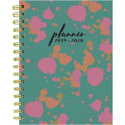 TF Publishing 2019-2020 Paint Spots Medium Planner