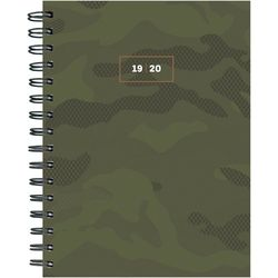 TF Publishing 2019-2020 Camo Medium Planner