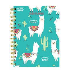 TF Publishing 2020 No Drama Llama Weekly Monthly Planner