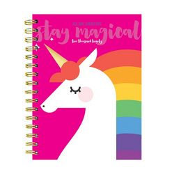 TF Publishing 2020 All Day Unicorn Weekly Monthly Planner