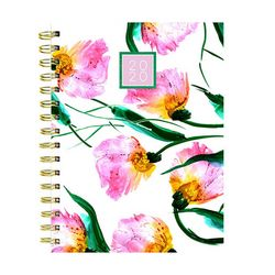 TF Publishing 2020 Pretty Petals Weekly Monthly Planner