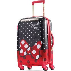 Disney Minnie Mouse Bow 21'' Hadside Luggage