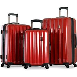 Olympia Luggage Titan 3-pc. Luggage Set