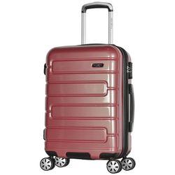 Olympia Luggage Nema 22'' Carry-On Hardside Spinner Luggage