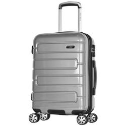Olympia Luggage Nema 22'' Carry-On Hardside Spinner Luggage