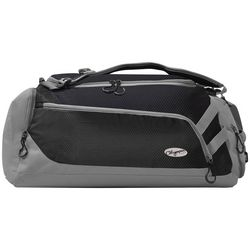 Olympia Luggage Blitz Gym Duffel With Backpack Straps