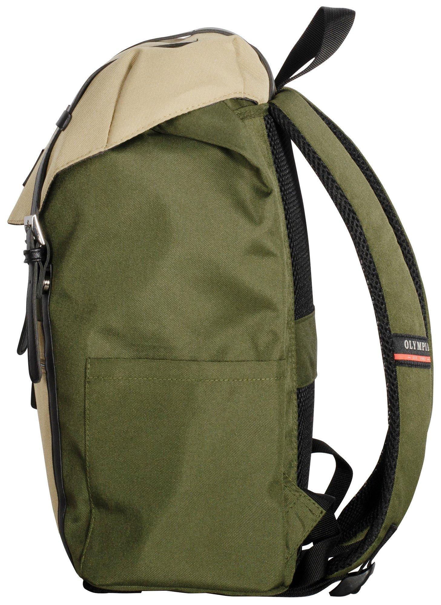 16 inch PURPLE Olympia Duke 16 Urban Backpack