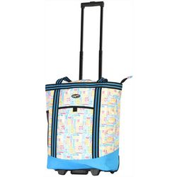 Olympia Cooler Buddy Summer Words 2-pc. Shopper Tote