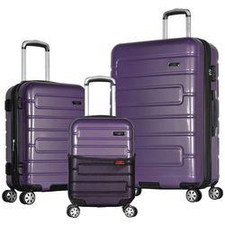 Olympia Luggage Nema 3-pc. Hardside Spinner Luggage Set