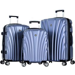 Olympia Luggage Vortex 3-pc. Luggage Set