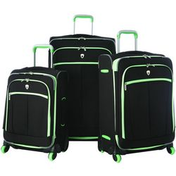 Olympia Luggage Evansville 3-pc. Luggage Set