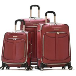 Olympia Luggage Tuscany 3-pc. Luggage Set