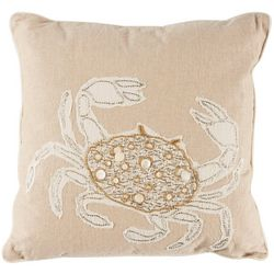 Debage Cameron Crab Decorative Pillow