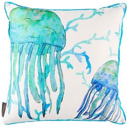 Debage Jellyfish Decorative Pillow