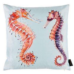 Coastal Home Spiney Seahorse Decorative Pillow