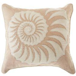 Debage Nautilus Shell Decorative Pillow
