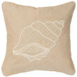 Debage Conch Shell Decorative Pillow