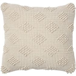 Brentwood Popcorn Chenille Decorative Pillow