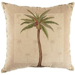 Brentwood Panama Palm Decorative Pillow