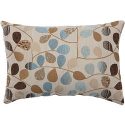 Brentwood Bayberry Oblong Decorative Pillow