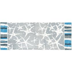 Tropix Starfish Sea Long Accent Rug