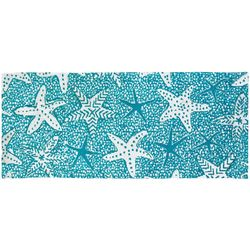 Tropix Marine Starfish Long Accent Rug