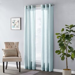 SKL Home SUNSAFE Refresh Curtain Panel