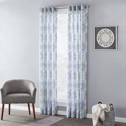 SKL Home SUNSAFE Kali Curtain Panel