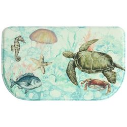 Bacova Bubble Sea Slice Mat