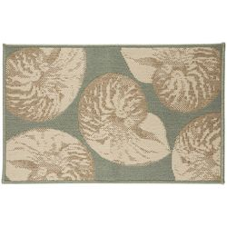 Bacova Nautilus Rows Accent Rug