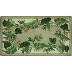 Bacova Tropical Palm Accent Rug