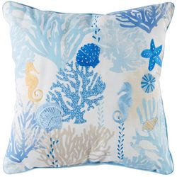 Arlee Under The Sea Decorative Pillow