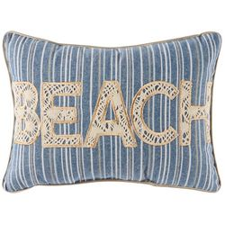 Arlee Beach Stripe Decorative Pillow