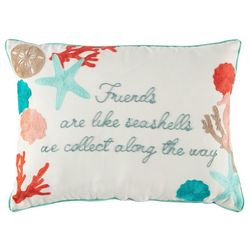 Arlee Friends Decorative Pillow