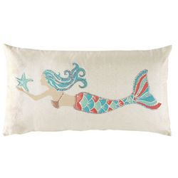 Arlee Mermaid Decorative Pillow