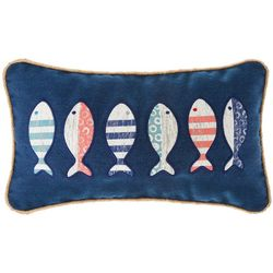 Arlee Bouy Toes Decorative Pillow