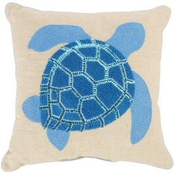 Arlee Terrapin Turtle Decorative Pillow