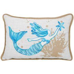 Arlee Mermaid Star Decorative Pillow
