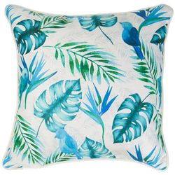 Home Fashion Bird In Paradise Decorative Pillow
