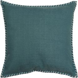 Home Fashion Dynasty Whipstitch Decorative Pillow
