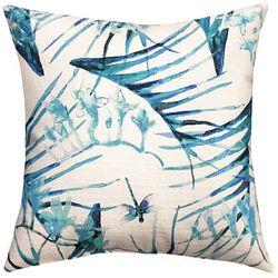 Home Fashion Watercolor Floral Decorative Pillow
