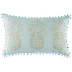 Coastal Home Phoebe Pineapple Decorative Pillow