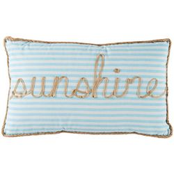 Coastal Home Samantha Sunshine Outdoor Decorative Pillow