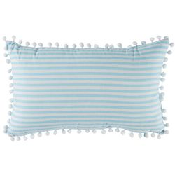 Coastal Home Grace Seersucker Decorative Pillow