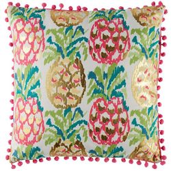 Coastal Home Tahlia Pineapple Decorative Pillow